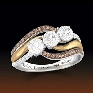 Today, Tomorrow & Always Romantic Shine Ring